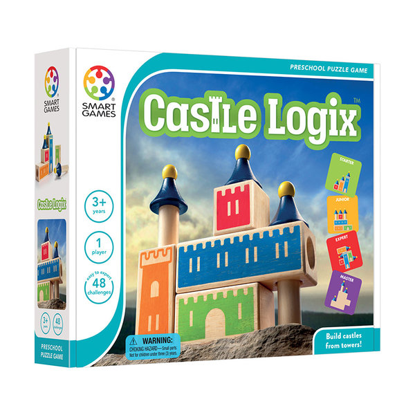 Игра - логически замък